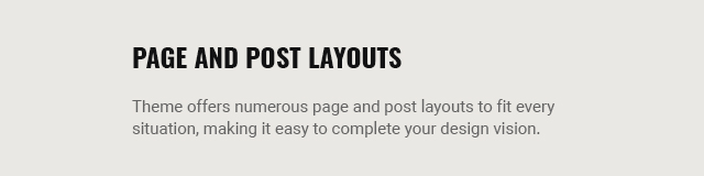 Neiman - Portfolio & Personal Blog WordPress Theme - 11